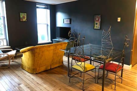 Olga's Airbnb II (Coudersport 1 Bedroom Apartment)