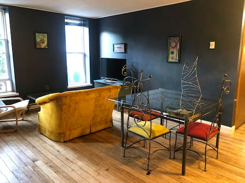 Olga's Airbnb II (Coudersport 1 Bedroom Apartment)