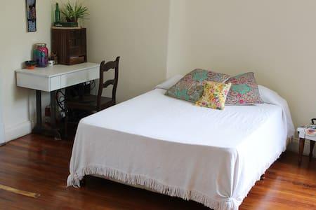 Luminosa y confortable casa antigua. - Buenos Aires