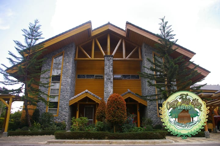Camp John Hay Forest Cabin 3A