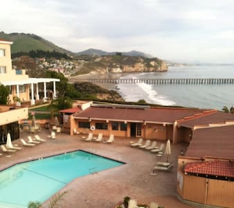 Cozy One-Bedroom Unit for Four-Available May 2017 - Avila Beach - Pis