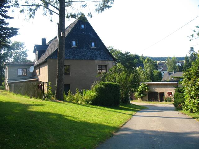 Farm in Chemnitz near Erzgebirge