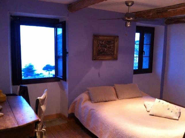Maison traditionnelle Corse Pietranera vue mer - San-Martino-di-Lota - Casa