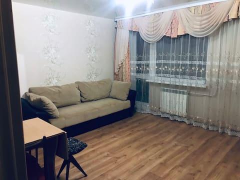 Двухместные апартаменты рядом с цгб №1, Зари 24