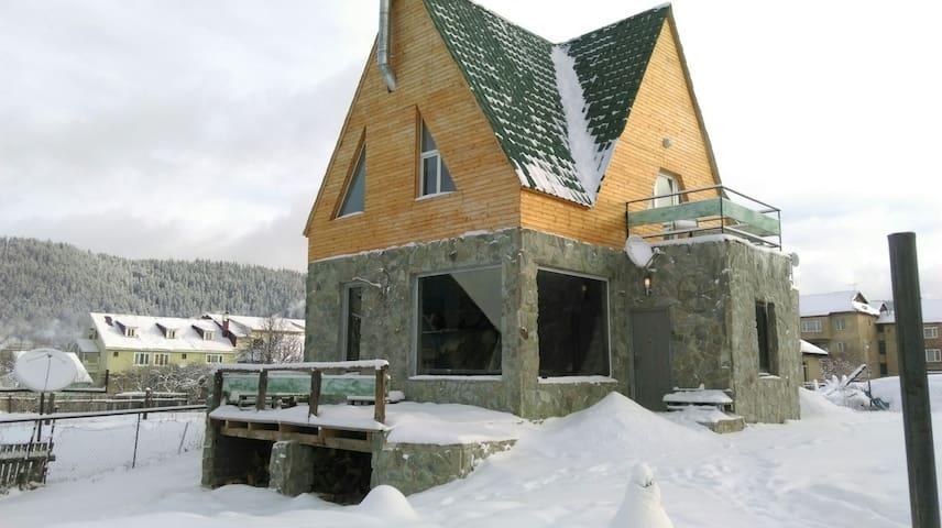 Our Winter Home :) (ski resort) - Bakuriani - House