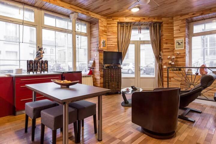 Lovely and Cosy apartment#45m2#Denfert Rochereau# - Paris - Apartemen