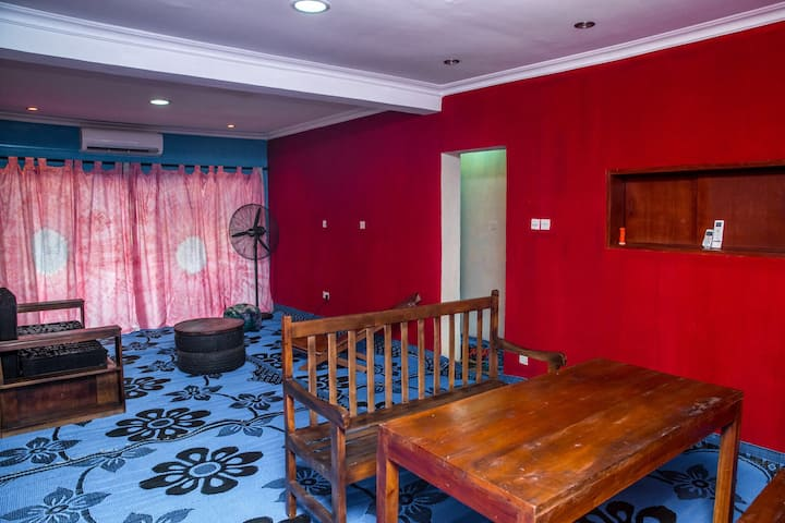 Cosy Appartment close to All in Onikan Lagos