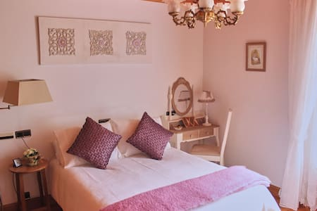 Una habitación con encanto