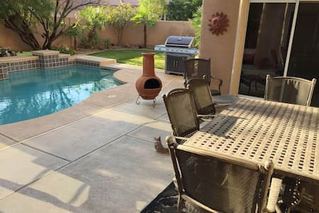 3400sq ft Home SW Las Vegas Strip - Las Vegas - Hus