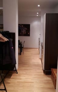 Flat near centre and stadium - Apartment
