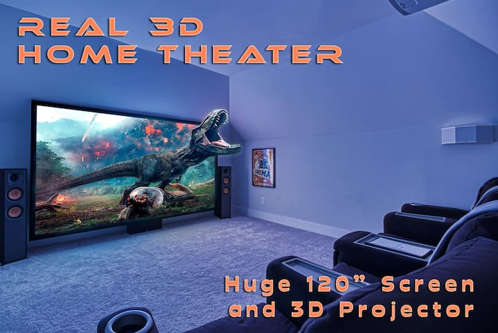 (1)UPSCALE HOME,3D THEATER,ELEV8R, POOL,WALK2BEACH