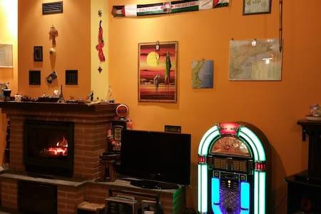 CasaPaquito,camera da1a3posti letto - Trino