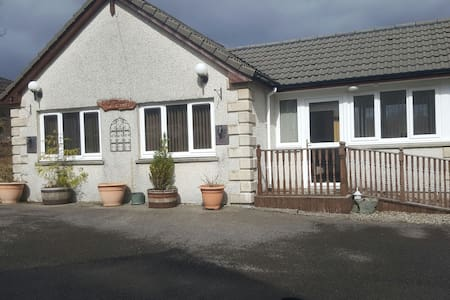 Self catering at Big Dans Cottage - Strathcarron - Дом
