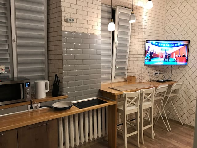Cute & Cozy apt in Downtown with the best location