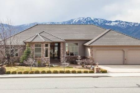 Easy entertaining with a majestic view - East Wenatchee - Hus