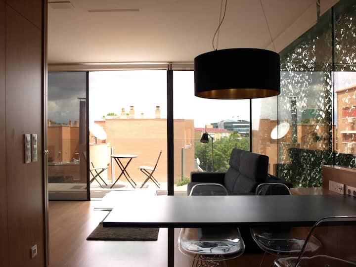 FC35 1ºA.Apartamento singular, con WIFI.