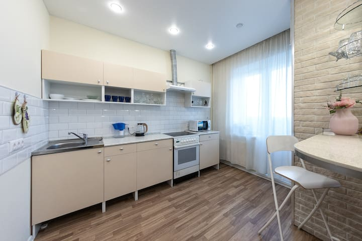 №6 Airport Vnukovo apartments