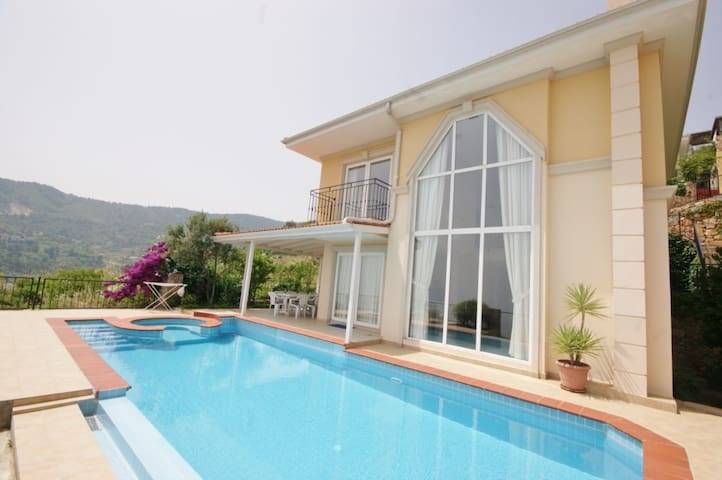Panorama Villa (5), Alanya, Turkey - Alanya - Hus