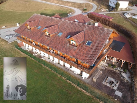 """Appartement Top 6 """"Albatros"""" am Golfplatz 1. OG"""