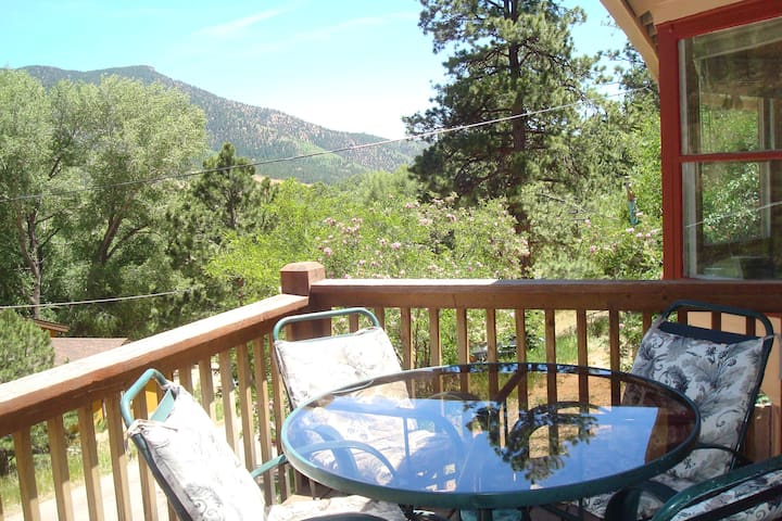 Rocky Mountain Retreat Mtn Views - Cascade-Chipita Park - Hus