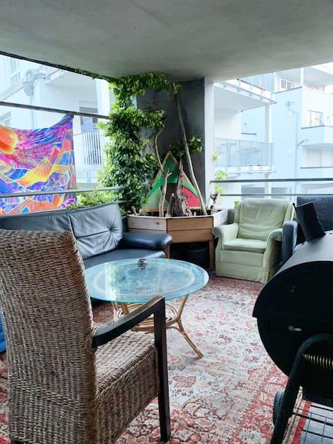 Gemütliches, feines und helles Privatzimmer