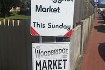 Cygnet & Woodbridge Markets, every second Saturday and Sunday