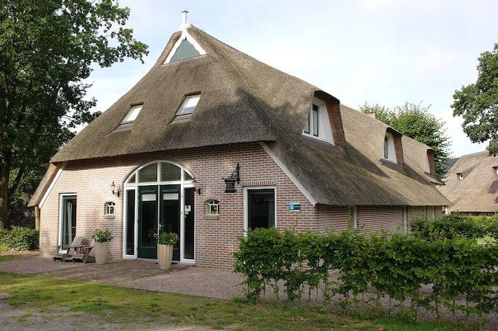 B&B in karakteristiek drents dorp nabij Assen