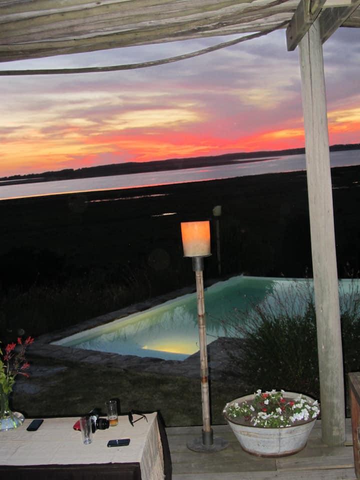 Casa Gaia, amazing views, eco property near beach.