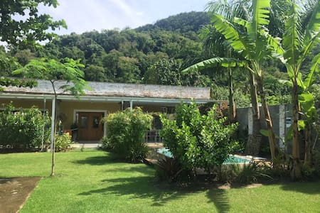 Aconchegante Casa em São Sebastião - Barequeçaba - San Sebastian - Rumah