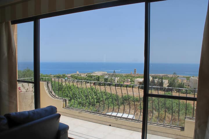 Madliena Heights & Sea Views Property