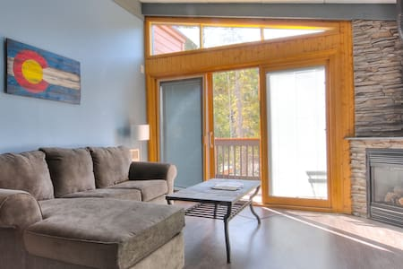 Walking Distance to Keystone Resort - sleeps 4 - Keystone
