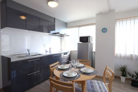 ★Family-friendly 5F condo ★5min walk to Nagano Sta - Nagano-shi - Kondominium