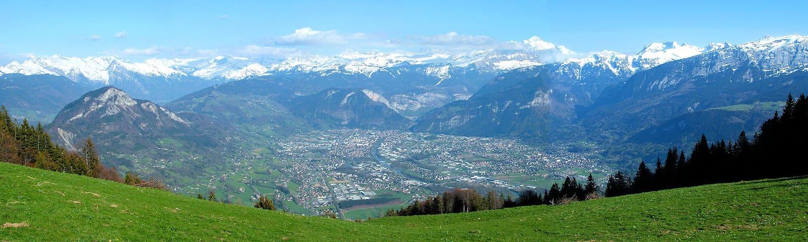 F3 au coeur de la Haute Savoie - Scionzier - Appartement