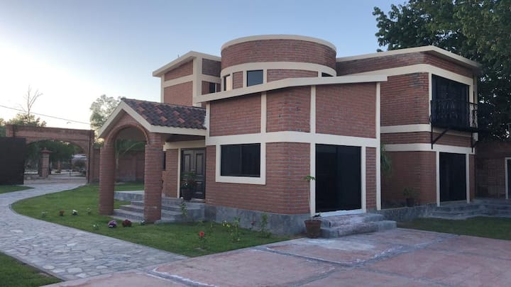 Casa campestre san Pedro el Saucito