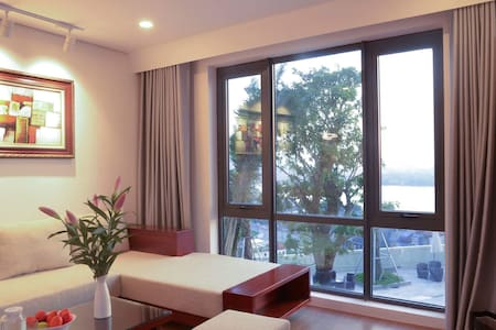 Executive Suite with Riverview