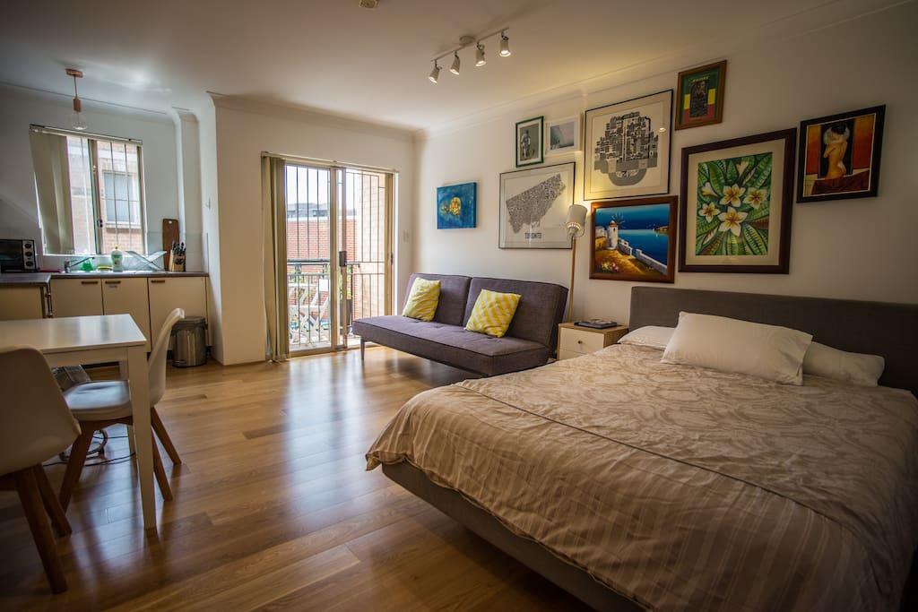 Darlington Studio Apartment Rent