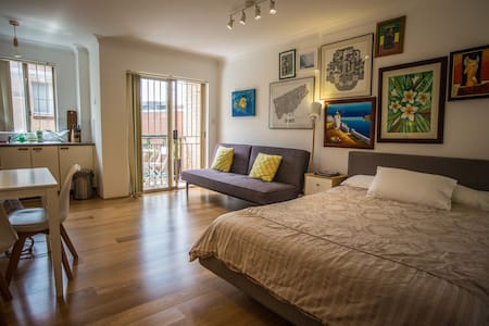 Cozy NY Style Private Apartment - Darlington - Квартира