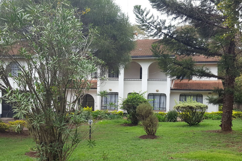 Garden view at Milima 7