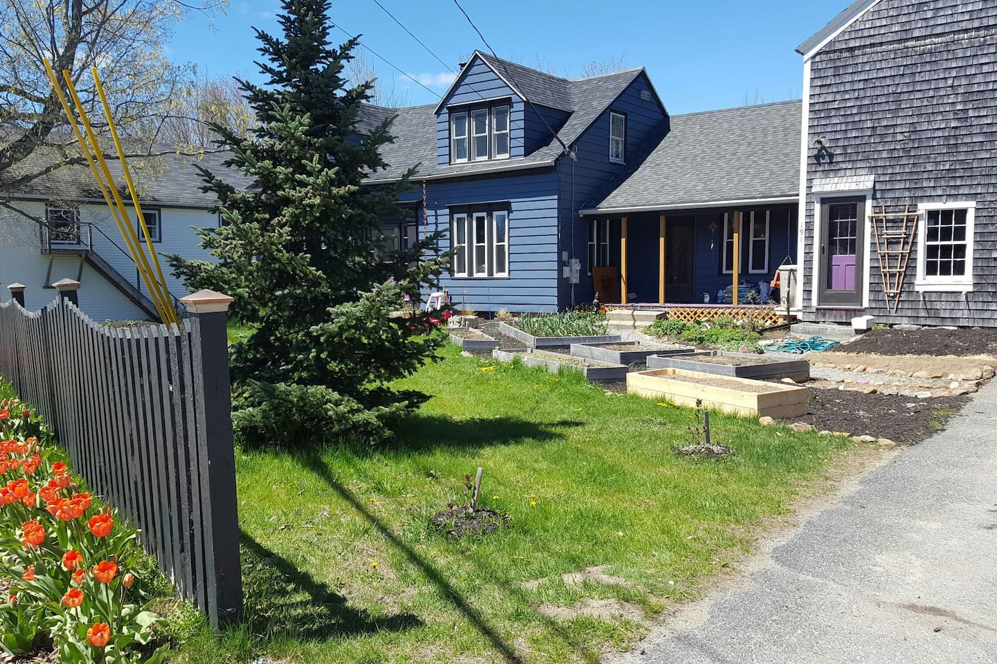 1825 farmhouse room on 11 acres houses for rent in union maine