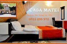 CASA MATEI Brasov, a cosy accomodation