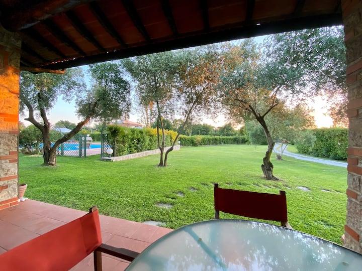 Cottage con Piscina - Marina di Pietrasanta