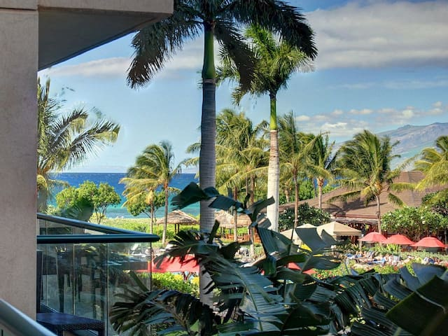 Maui Resort Rentals: Honua Kai Hokulani 213 - คานาปาลิ