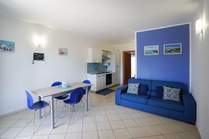 Appartamento confortevole a pochi metri dal mare