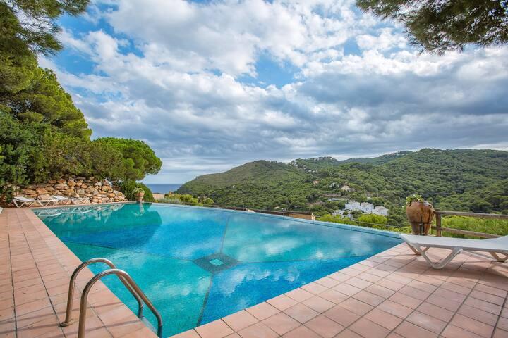 Villa de lujo - Vive la experiencia Costa Brava