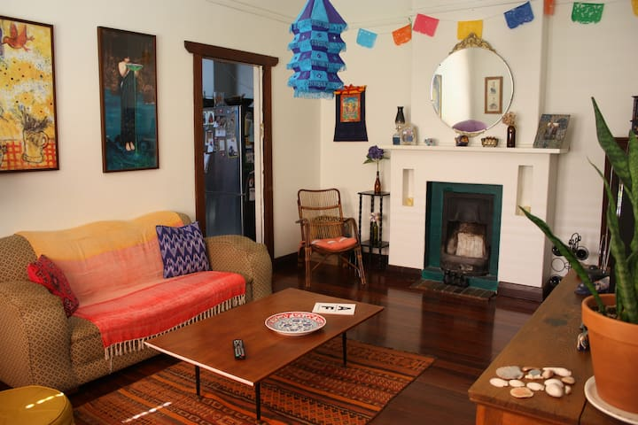 Cozy room close to Glenelg and CBD. - Glengowrie - Huis