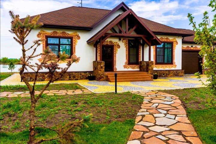 Guesthouse Irtysh Riviera