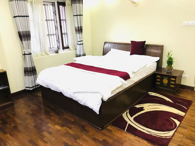 1 Deluxe Bed Room Apartment -Green Valley Homestay