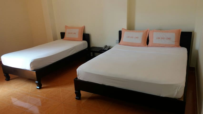 Room for 4 person. - tp. Huế - Bed & Breakfast