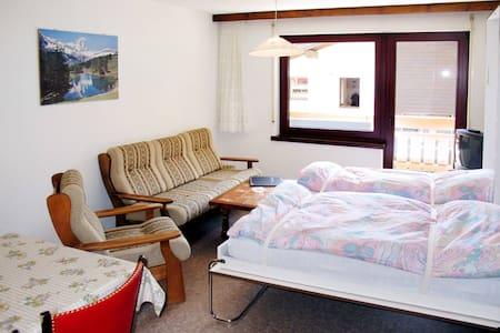 Haus Silence - Saas-Grund - Lägenhet