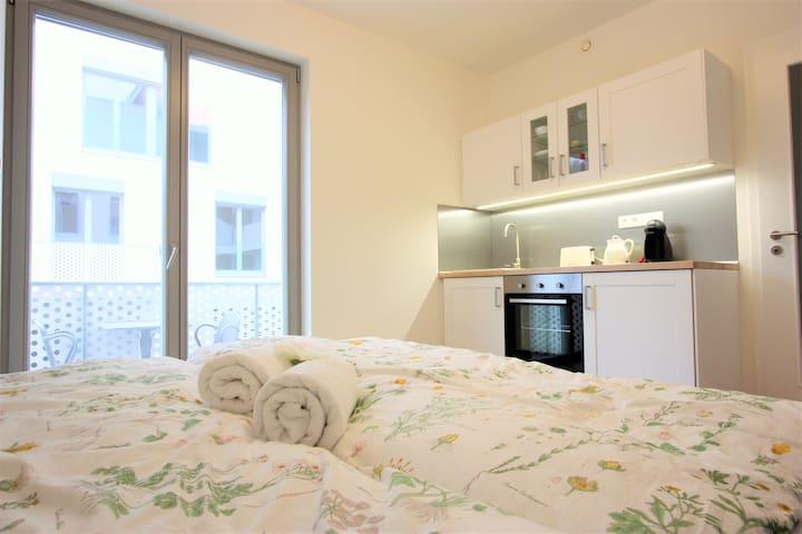 Modern Cosy Studio - Praga - Apartamento